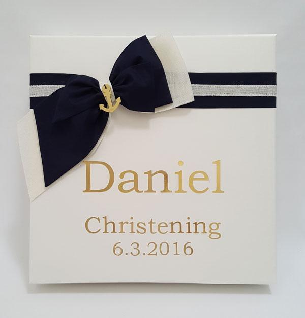 baptism christening religious christian orthodox keepsake box godmother godfather godparent gold foil