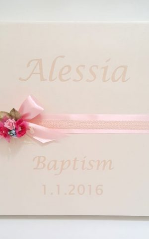 baptism christening religious christian orthodox keepsake box godmother godfather godparent gold foil
