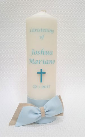 baptism christening cross religious christian gold foil mirrored cross godmother godfather godparent