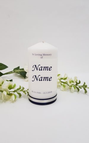 memorial-funeral-personalised candle-photo-N3F2F6