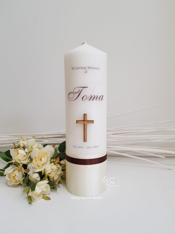 memorial-funeral-personalised candle-N4F5F6T.Thick