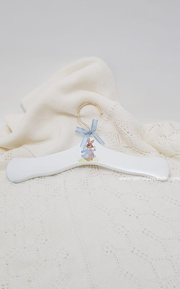 child-coat-hanger-rabbit-baby-blue-CCH5