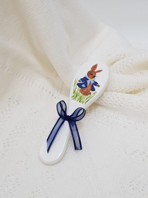 baptism-christening-hair-brush-rabbit-hb24