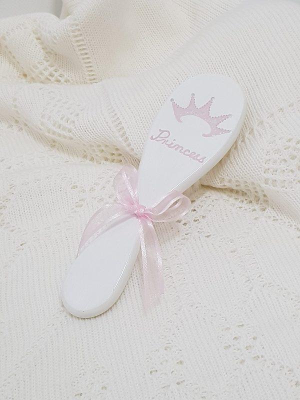 christening-baptism-hair-brush-princess-crown-hb10