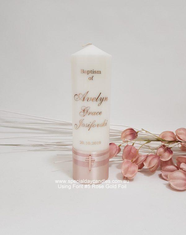 christening-baptism-namingday-personalised-candle-girl-N47BF5thick