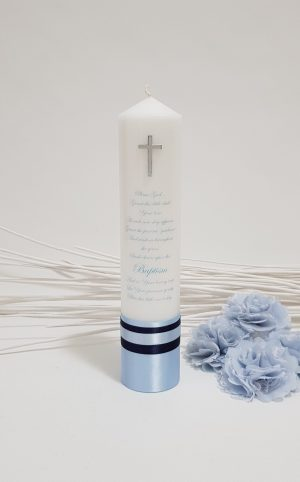 baptism-christening-non-personalised-candle-npn37A-babyblue-navy