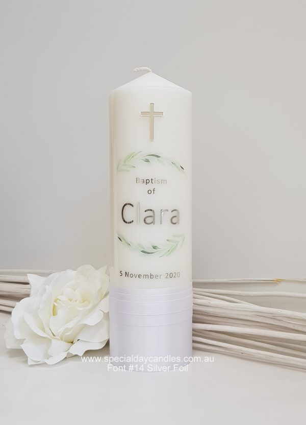 baptism-christening-namingday-personalised-candle-silver-foil-N51F14