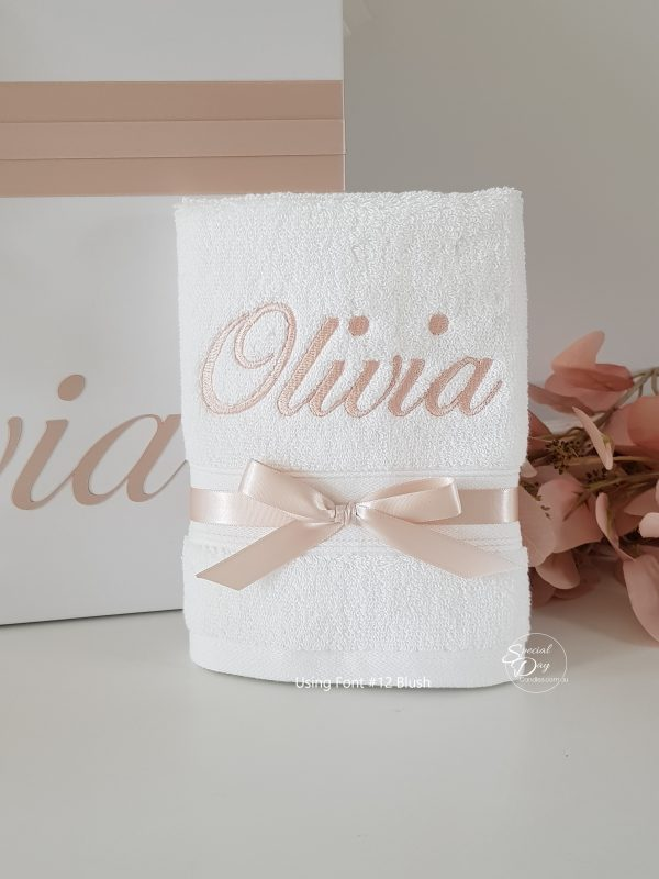 personalised-hand-towel-blush-pemb1xnameF12