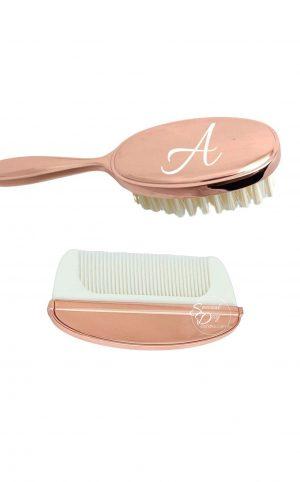 baptism-christening-hair-brush-comb-hb29RG-F13'A'